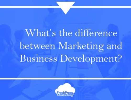 What's the difference between Marketing and Business Development?