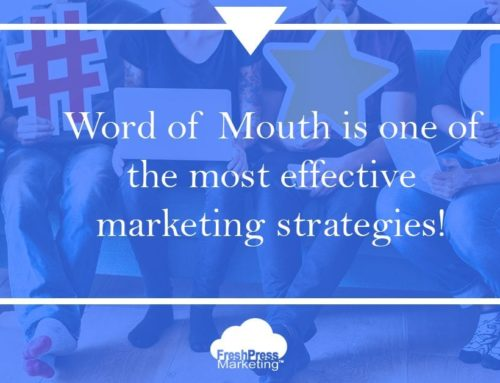 Help Word of Mouth (WOM) marketing with a Digital Marketing campaign